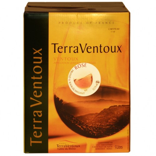 TerraVentuoux Box rose´ 8246